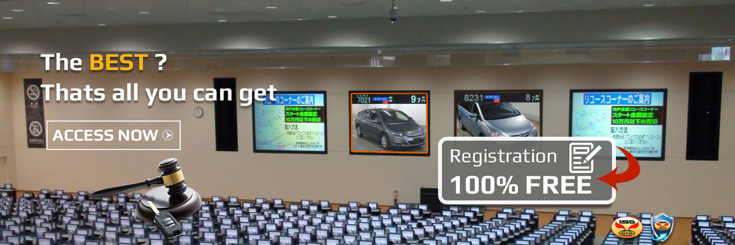 Japan Auto Auction