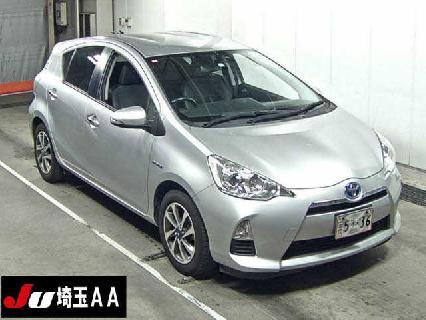 Toyota Aqua