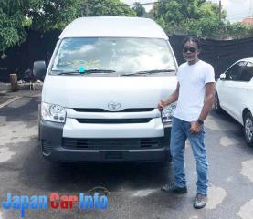Mr. Jermaine from Jamaica