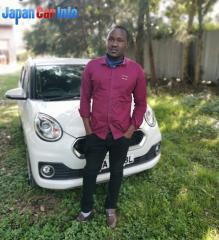 Mr. Samson Boit Yegon from Kenya