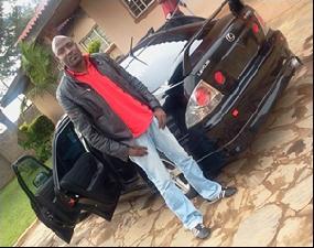 Sams Chimwiza from Zambia