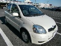 Toyota VITZ 2004
