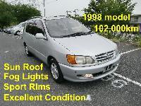 Used Toyota Ipsum