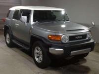 Used Toyota FJ CRUISER