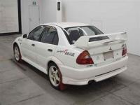 Mitsubishi LANCER EVOLUTION 1999