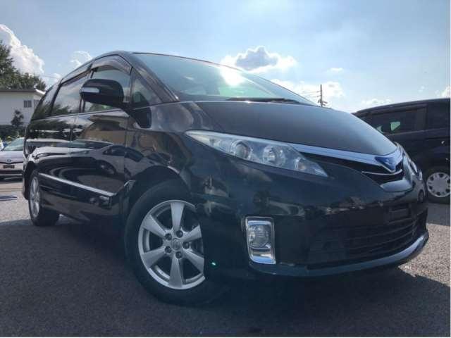 Toyota ESTIMA HYBRID 2011