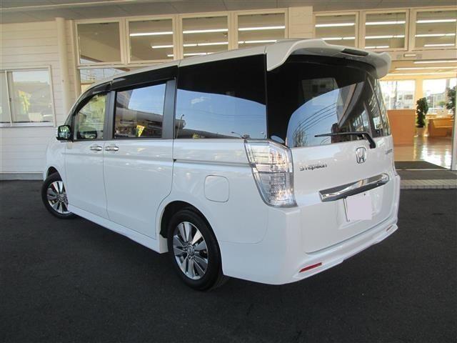365355 Japan Used Honda Stepwgn 2014 Wagon | Traffic